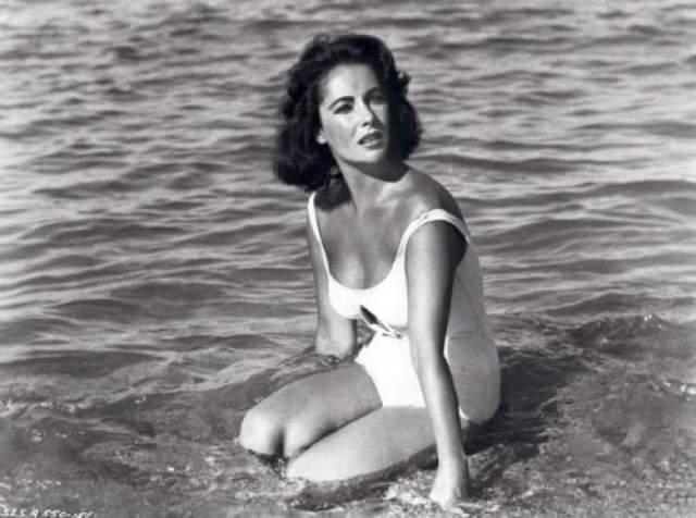 Элизабет Тейлор / «Внезапно прошлым летом» После выхода на экраны картины в 1959 году бикини приобрели колоссальную популярность. И даже не смотря на критику церкви и призывы моралистов, купальник, как мы видим, вошёл в историю моды, и отнюдь не как экспонат. А Элизабет Тейлор, которая примерила в фильме откровенный наряд, может быть, именно тогда прочно закрепила за собой звание секс-символа 50-х