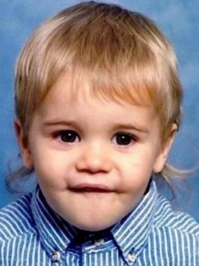 Джастин Бибер. Джастин вырос в бедности. Его родители были подростками-наркоманами.