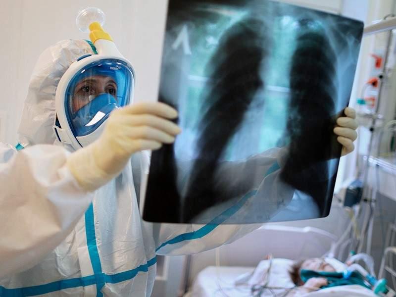 В России зарегистрировали рекордную смертность от COVID-19