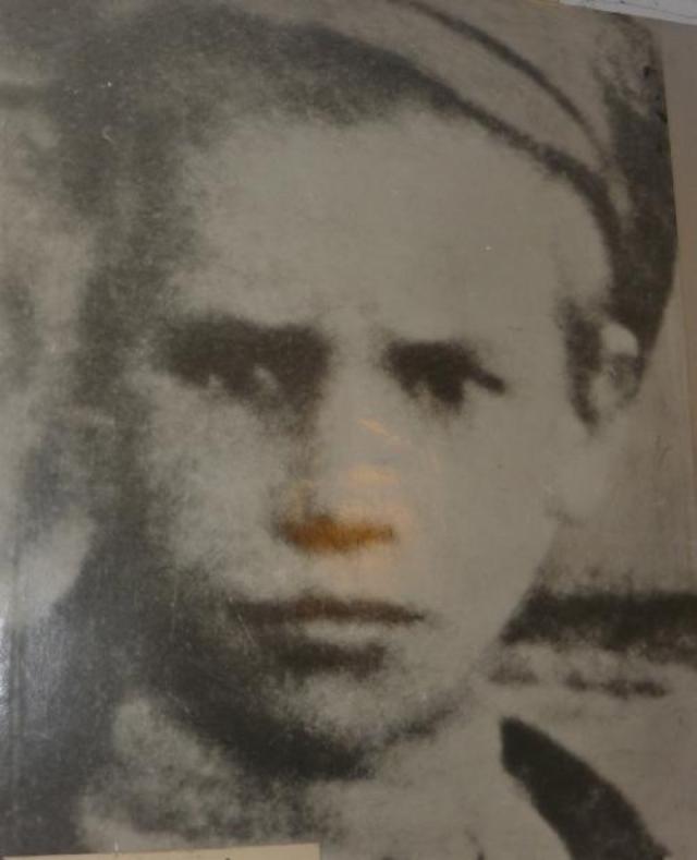 Павлик Морозов, героизм которого можно поставить под сомнение .