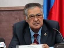 Тулеев стал спикером парламента Кемеровской области