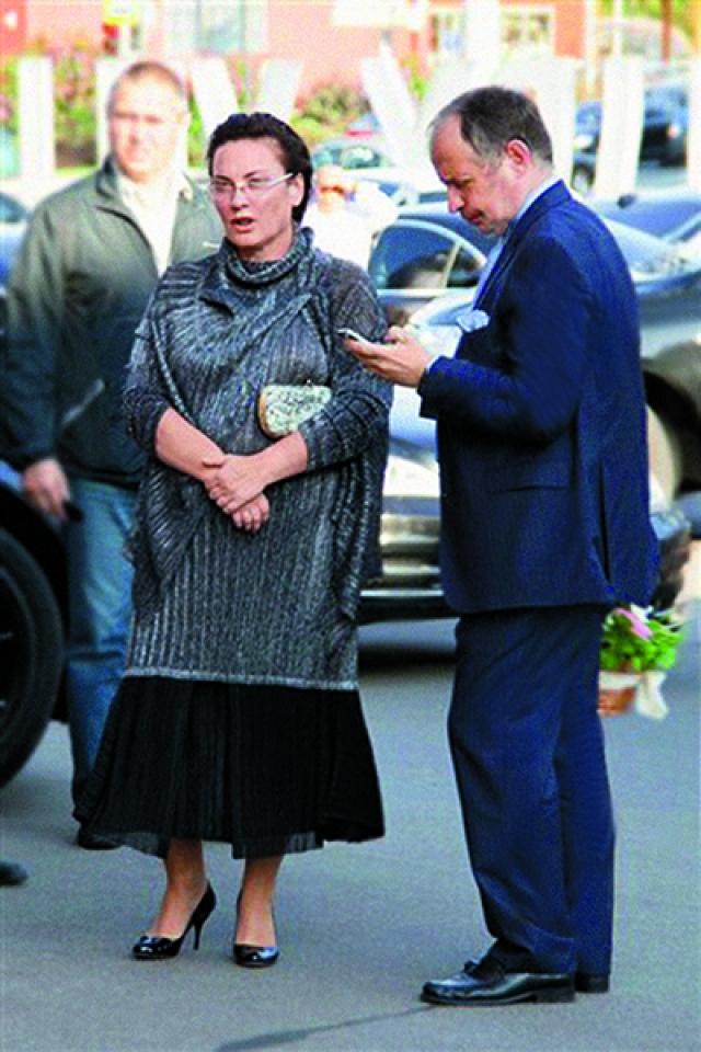 Людмила Лисина - жена Владимира Лисина, председателя совета директоров Новолипецкого меткомбината. Его состояние - $16,6 млрд.