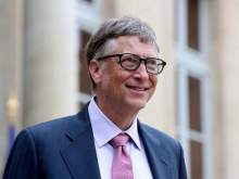 Билл Гейтс показал