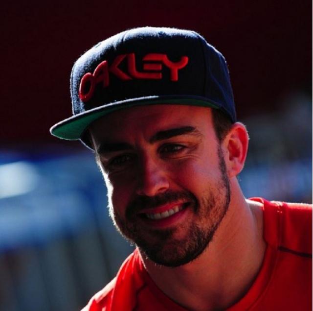 Фернандо Алонсо. Испанский автогонщик - двукратный чемпион мира серии Формула-1, и зарабатывает около $35,5 млн.