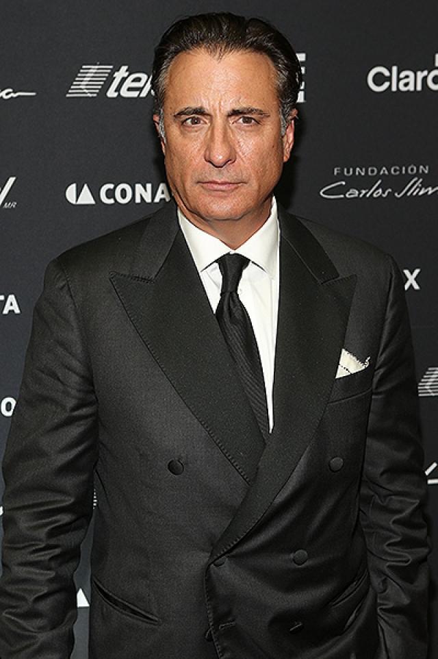 Энди Гарсиа. Актер Энди Гарсия родился на Кубе.