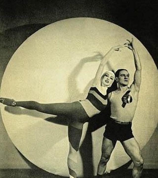 Пощадили в ОГПУ только Ленинградский балет, среди которого также оказалось немало лиц нетрадиционной ориентации.
