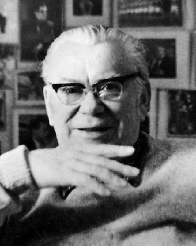 """Михаил Яншин , 1902 - 1976. Еще один из актеров """"Большой перемены""""."""