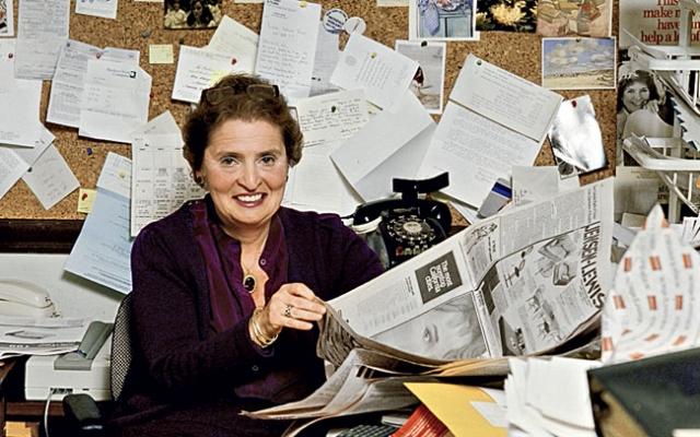 Когда же к власти в стране пришел СССР, Мадлен сперва уехала на учебу в Швейцарию, а в 1957 году получила американское гражданство.