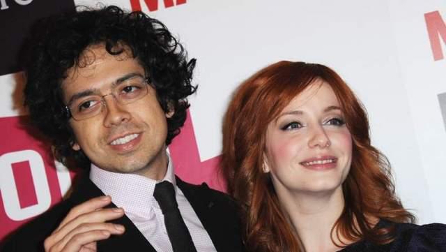 Актеры поженились в 2009, а вот детей, по словам Кристины, они заводить не хотят.