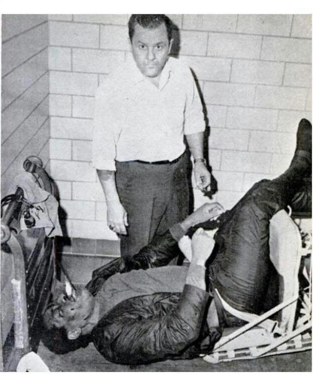 Отис Реддинг. Американский певец и автор песен, продюсер и аранжировщик, признанный классик соул-музыки, направляясь на концерт 10 декабря 1967 года, погиб в авиакатастрофе над озером Монон в штате Висконсин.