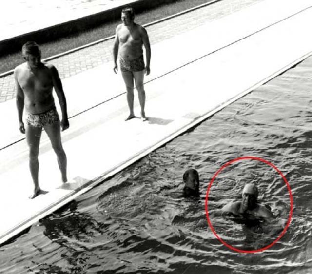 Тут генсек отдыхал почти всегда по расписанию. В 7:00 вставал, до 9 утра плавал, после чего принимал завтрак.