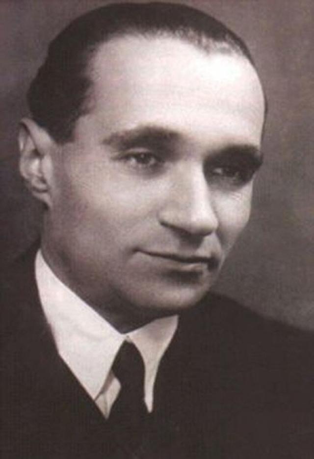 В театре Милляр дебютировал еще в юном возрасте, а в кино появился в 1931 году, когда выглядел примерно вот так.