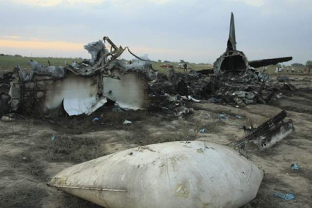 Выжить смогли 25 пассажиров, включая семерых членов экипажа.