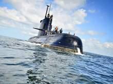 Опубликовано последнее сообщение с борта пропавшей подлодки «Сан Хуан»
