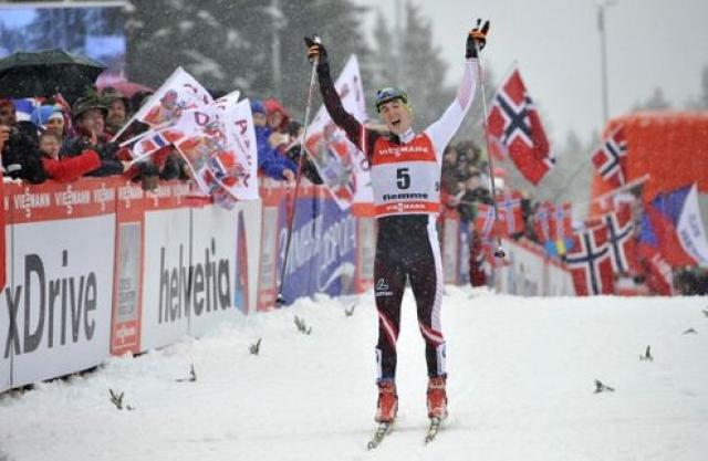Кроме нее, на допинге были пойманы украинская лыжница Лисогор, итальянский бобслеист Уильям Фруллани, австрийский лыжник Йоханнес Дюрр (на фото), а также хоккеист сборной Латвии Виталий Павлов.