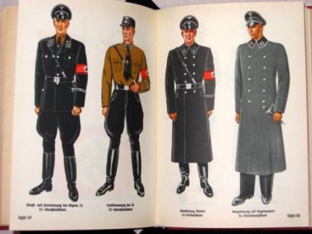 Во время Второй мировой войны модный дом HugoBoss производил униформу для офицеров СС и вермахта. После войны компания переключилась на форму для почтальонов и железнодорожников.