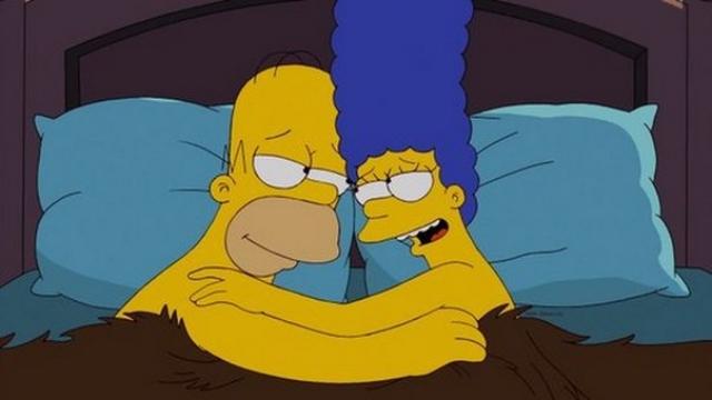 11.Ничего, Мардж, ты отличная старая калоша, как раз мой размер.