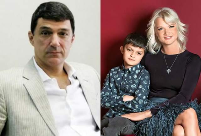 Светлана Хоркина В 2005 году в Лос-Анджелесе спортсменка родила сына Святослава. И факт рождения ребенка, и имя его отца Хоркина держала в строгом секрете.