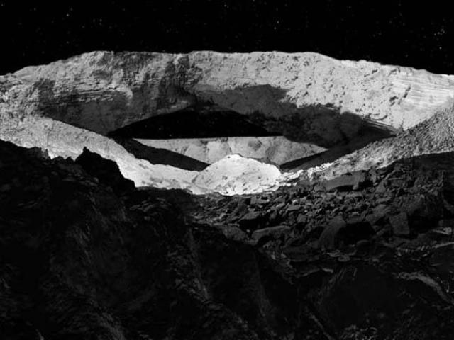 Природный мост - это один из самых больших и самых свежих сюрпризов, обнаруженных астрономами в лунном пейзаже. Дело в том, что большинство природных мостов на Земле - это результат ветровой или водной эрозии. Вот только на Луне нет ни того, ни другого.