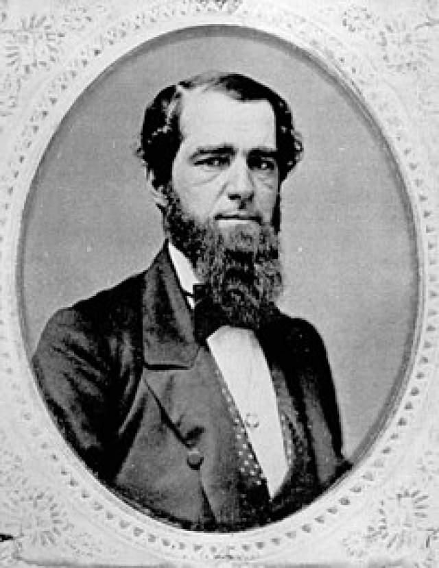 """Джеймс Пирпон """"Jingle bells"""". Автор, играющий на органе в церкви, написал ее в 1857 году в честь Дня Благодарения."""