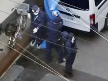 Японка 20 лет хранила тела своих четверых детей, забетонированные в ведрах