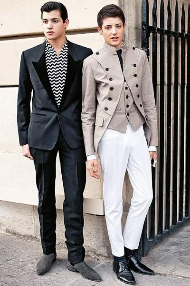 Братья Брант, Гарри и Питер II, должны унаследовать состояние своего отца, которое составляет от 500 миллионов до 1 миллиарда долларов.