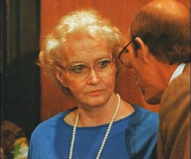 Доротея Пуэнте. Старушка с внешностью одуванчика и душой потрошителя. Хозяйка пансионата, в котором бесследно исчезали люди.