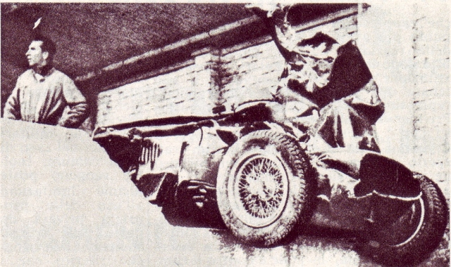 В 24 года на Гран-при в Бельгии он установил мировой рекорд, будучи самым молодым гонщиком, занявшим поул-позицию.