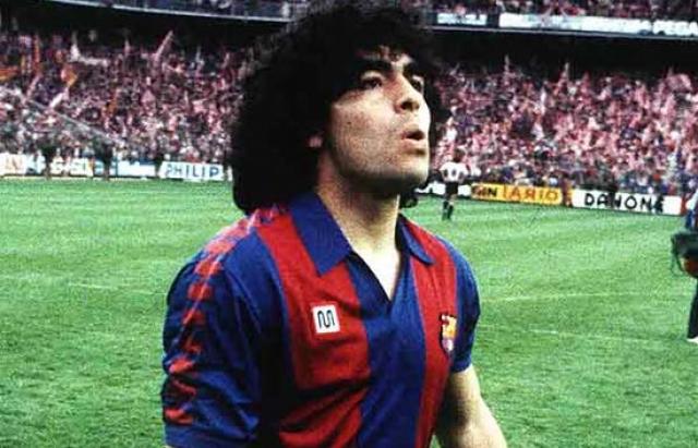 Впервые он притронулся к наркотикам во время выступления за Барселону, чтобы почувствовать себя хорошо в незнакомой обстановке.