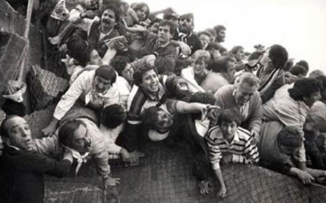 """23 июня 1968 года. Буэнос-Айрес. Аргентина. На стадионе """"Монументаль"""", имели место самые настоящие боевые действия."""