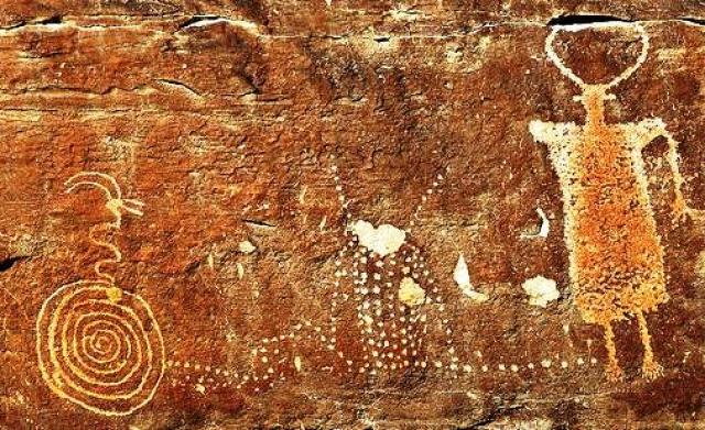 """""""Пришелец"""", Аризона, США."""