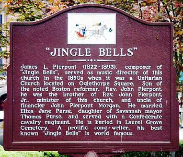 Исполненная в церкви в города Саванна, штат Джорджия, песня стала популярна среди прихожан, и они попросили снова исполнить ее на Рождество. С тех пор она стала одной из наиболее популярных рождественских композиций.