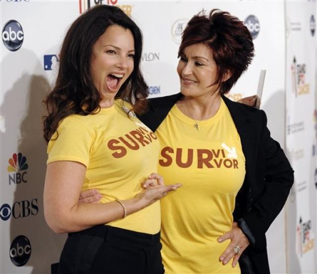 В 2012 году из-за угрозы появления рака снова миссис Осборн удалили обе груди. Но и это не помешало ей работать, выступать и оставаться активной и очаровательной.