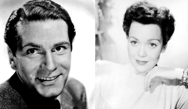"""1949 - Лоуренс Оливье (""""Гамлет"""")/Джейн Уайман (""""Джонни Белинда"""")"""
