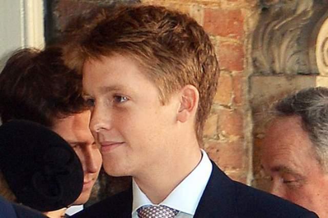 Хью Гросвенор, герцог Вестминстер, 27 лет. Не женат, детей нет, наследник многомиллиардного состояния, полученного в наследство от отца Джеральда Гросвенора, третьего в списке богатейших людей Великобритании.