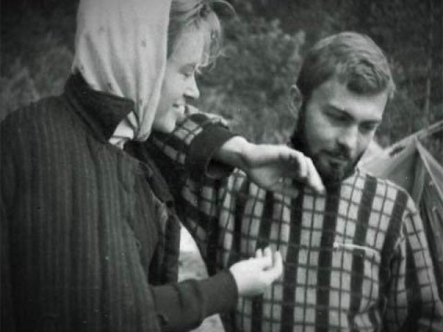 Талызина была замужем один раз: за художником Леонидом Непомнящим.