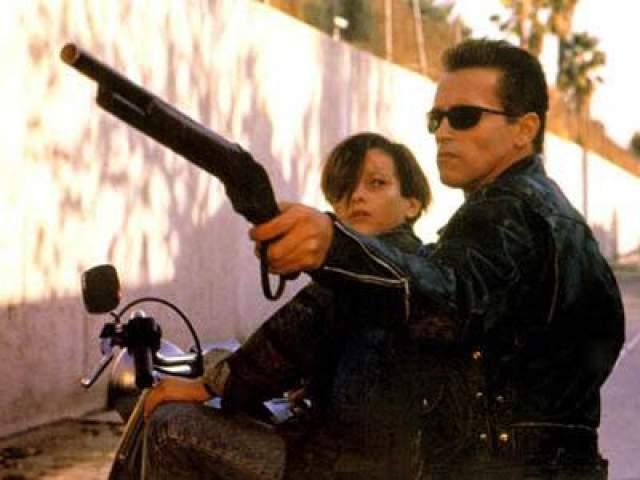 1991 год: «Терминатор2 : Судный день»