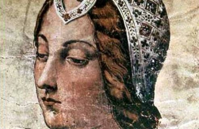 Лаура. Поэт Петрарка испытывал к своей музе чисто платоническую любовь.
