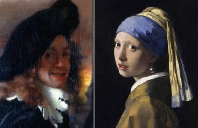 При жизни Вермеер был уважаемым живописцем, писавшим в основном на заказ, но с началом войны между Голландией и Францией в 1672-м году положение ухудшилось. К тому же, Вермеер создавал по два-три полотна в год, - таковой была его манера. Потому он не мог продавать по достойной цене даже свои немногочисленные картины.