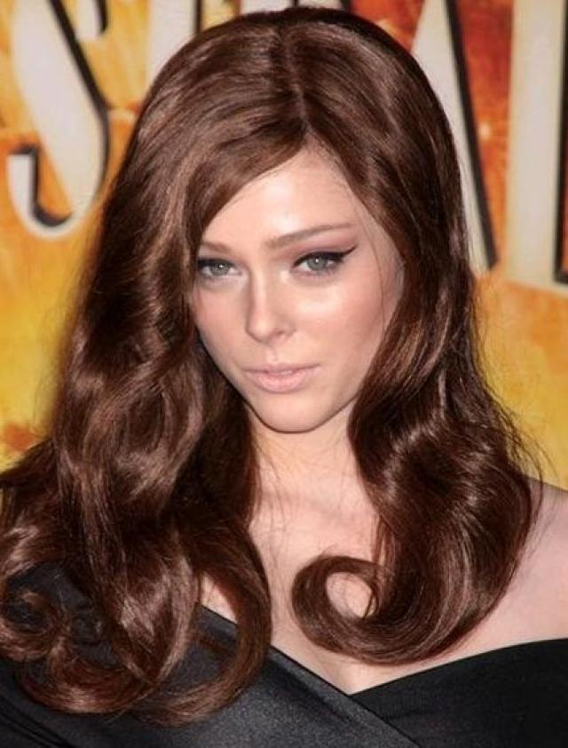 Коко Роша. Модель частенько появляется в париках, но уверяет, что это всего лишь часть ее имиджа.