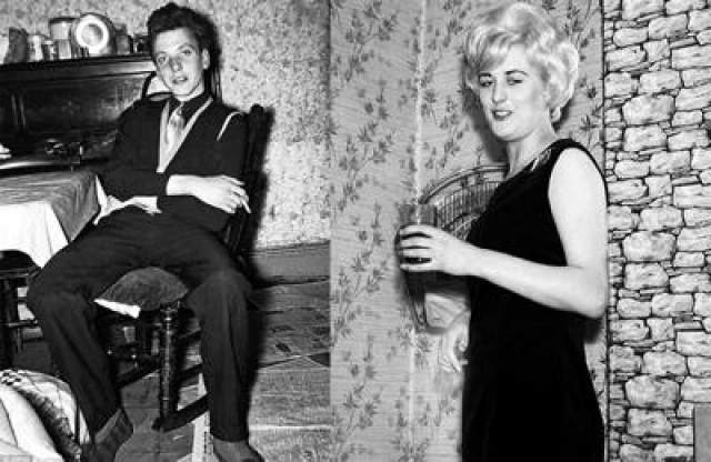 Брэди изнасиловал девочку и ударил по голове лопатой, а затем перерезал горло, практически отрубив голову. В период с 1963 по 1965 год пара убила пять детей, жестоко издеваясь над ними.