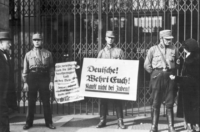"""Следующее покушение было совершено организацией """"Черный фронт"""", которая объединяла крайне правых и крайне левых национал-революционеров, недовольных излишне либеральным, по их мнению, экономическим курсом, предлагаемым Гитлером. Уже в феврале 1933 года, сразу после прихода фюрера к власти, """"Черный фронт"""" был запрещен, а его руководитель Отто Штрассер бежал в Прагу."""