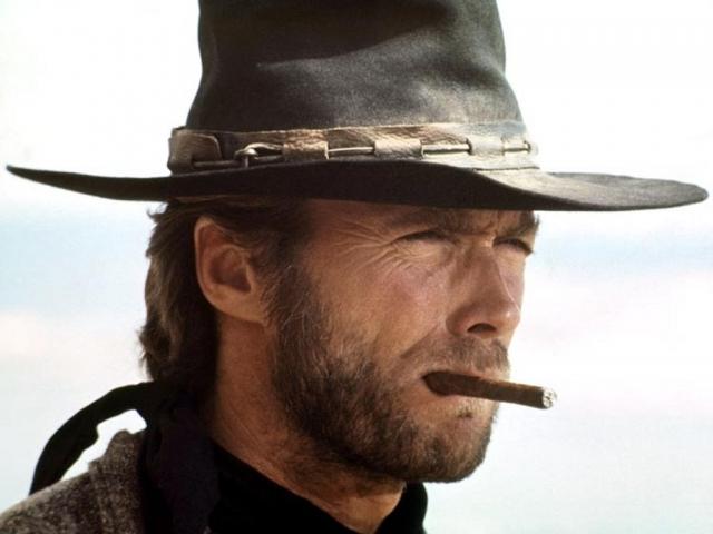 Клинт Иствуд. Пожалуй, если бы только захотел, герой вестернов мог бы сделать блестящую политическую карьеру.
