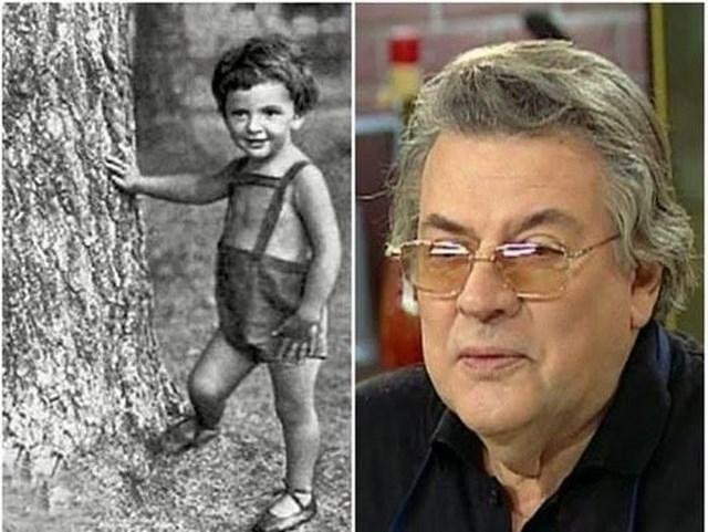 Александр Ширвиндт воспитывался в семье скрипача и редактора Московской филармонии, так что с детства хотел попасть на сцену.