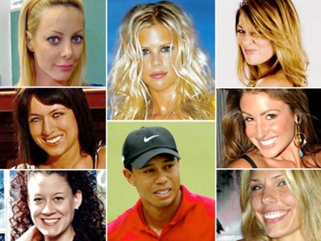Любовный скандал вокруг гольфиста Тайгера Вудса стал одним из громких в мире знаменитостей: признаться в измене спортсмен был вынужден, поскольку попал в автокатастрофу вместе с любовницей.
