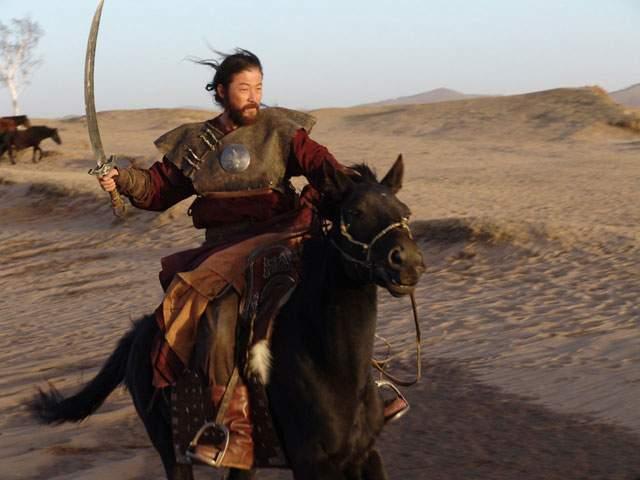 """Сергей Бодров-старший, """"Монгол"""" (2007). Конкурент по номинации в 2008 году и вторая номинация старшего Бодрова в совместном производстве с Казахстаном, которая также не принесла награду."""