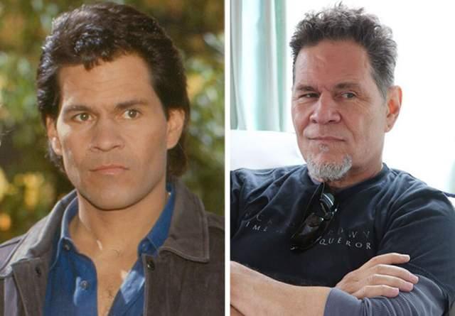 """Круз Кастильо — Адольфо Ларруе Мартинес III, 70 лет. Мартинес считается одним из самых успешных телевизионных актеров своего поколения. Из его свежих работ – роли в таких известных сериалах как """"Дерзкие и красивые"""" и """"Касл""""."""