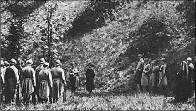 Расстрел произошел на военном полигоне в Венсене 15 октября 1917. После казни некий офицер подошел к телу расстрелянной и для верности выстрелил из револьвера в затылок.