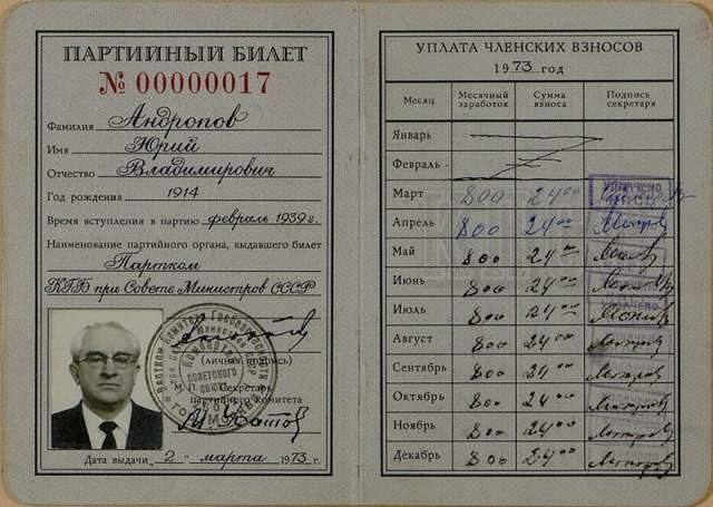 """В СССР потеря партбилета была гораздо страшным происшествием, чем потеря паспорта. О таком герое, потерявшем самый важный документ даже сняли фильм """"Партийный билет"""", который позже даже прозвали фильмом ужасов."""