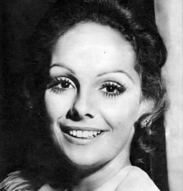 Лусия Петтерле (Бразилия) - Мисс мира 1971.